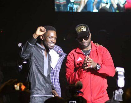 Bobi Wine Vs Bebe Cool Beef May Come to An End