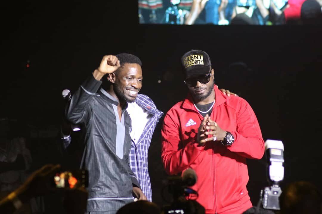 Bobi Wine Vs Bebe Cool Beef May Come to An End