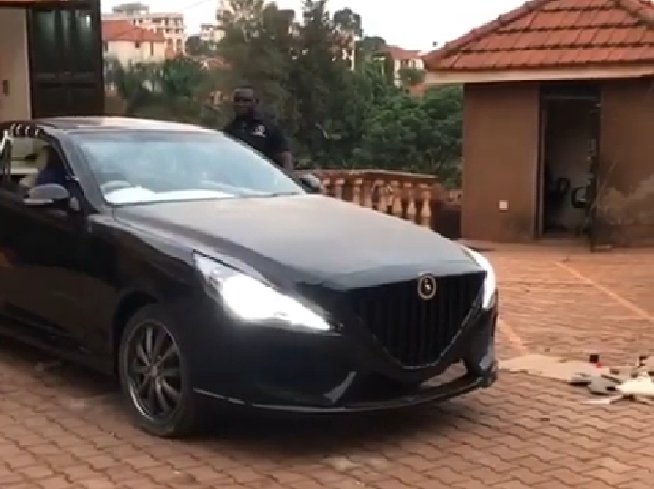 Kiira Motors Cooperation Produces Their Model of the Sedan