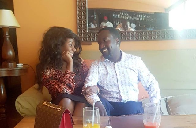 Desire Luzinda giving baby daddy a second chance