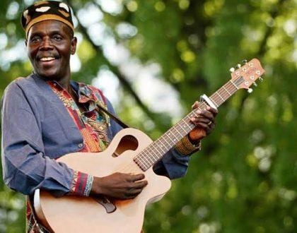 AFRICA MOURNS: Jazz legend Oliver Mutukudzi passes on