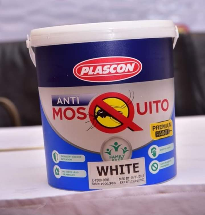 Plascon Kansai Officially Launch Uganda's First Anti Mosquito Paint