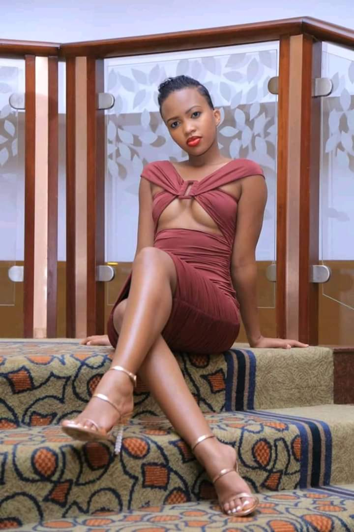"""There is nothing I don't know about Marcus"" Sheila Gashumba"