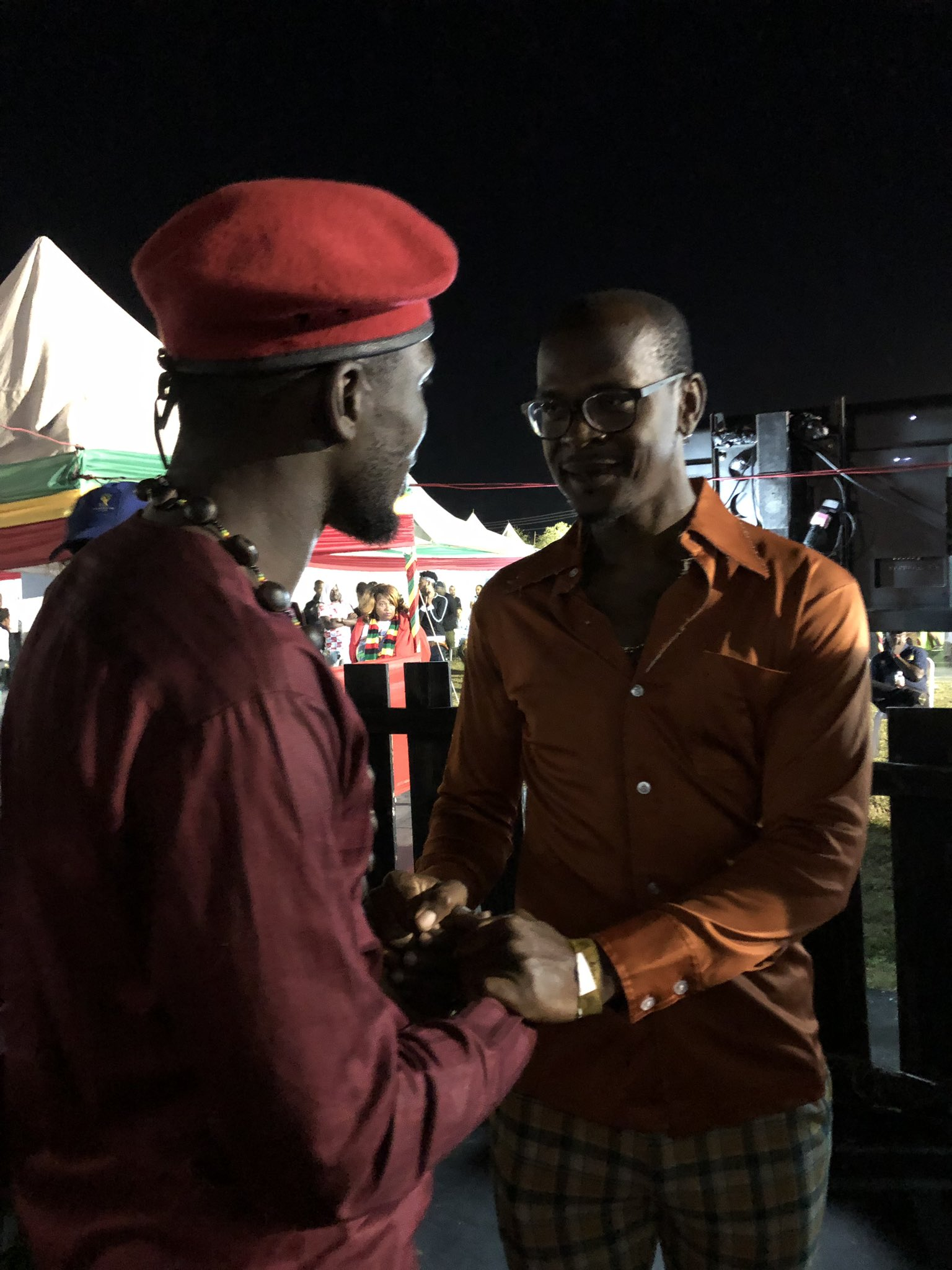 Mr Vegas Pledges To Campaign For Bobi Wine