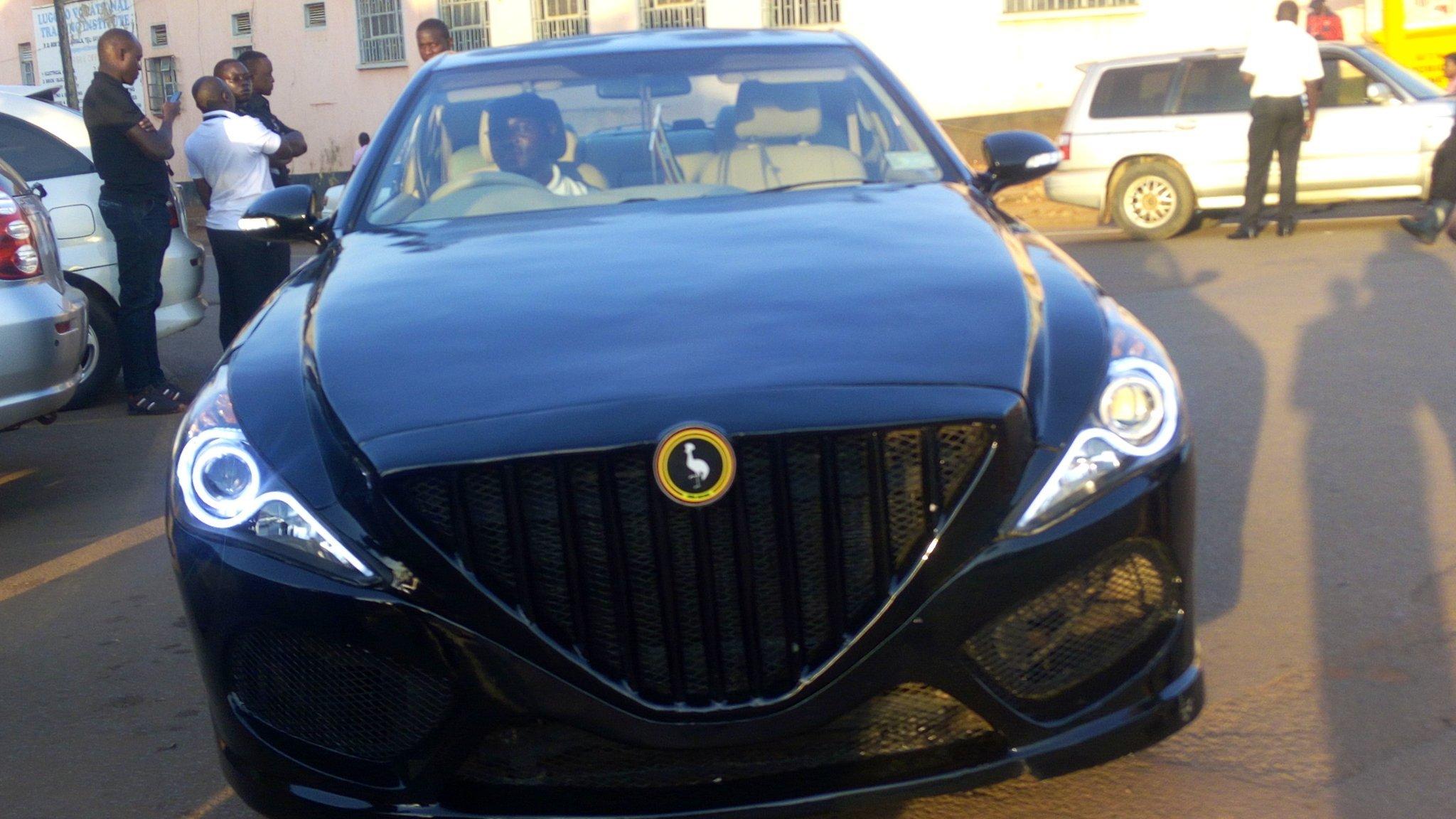 KiiraEVS Car Released. Estimated at 95 Million