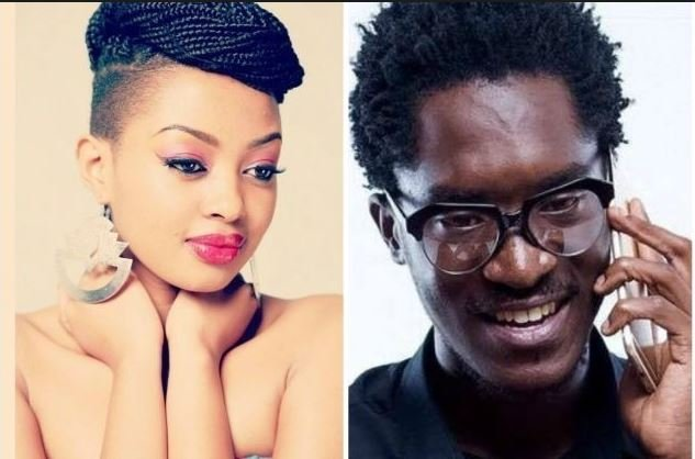 ''I would love to travel within you '' Apass tells Fabiola