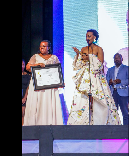 Uganda's Fashion icon Anita Beryl already in Kigali ahead of the East African Wedding show