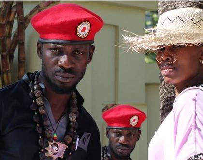 Bobi Wine celebrates his birthday in style , invites Bebe cool