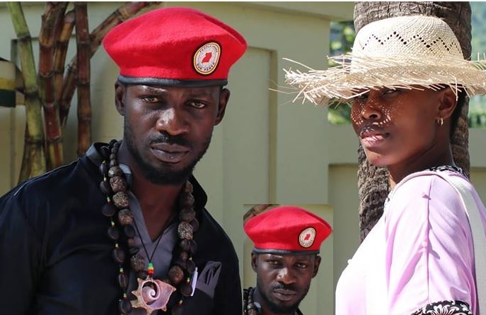 Bobi Wine celebrates his birthday in style , invites Bebe cool
