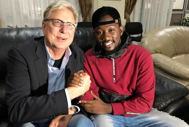 Don Moen already in the country ahead of the Kampala Praise Fest