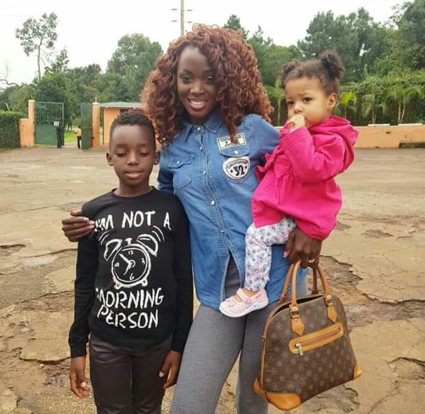 Dora Mwiima spills all the tea on her baby daddy
