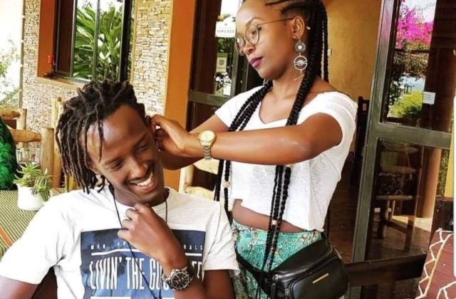 Anne Kansiime drowning in love with new boyfriend