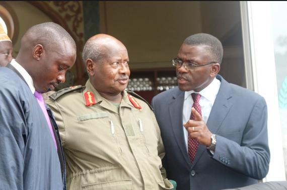 Katikiro Charles Peter Mayiga supresses rumours of his next move as Uganda's next Vice president