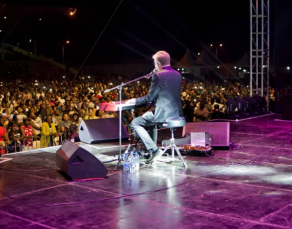 PICTORIAL ! Sensational Worship Leader DON MOEN shuts down Kololo