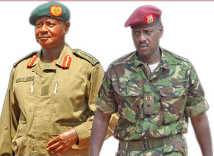 First Son Muhoozi promoted to Lt. General ! '' is this a move for presidency ??