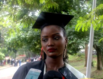 University principal speaks out on Abenakyo's controversial  degree.