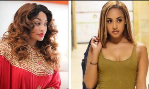 Finally , Tanasha Donna pledges to have peace with Boss Lady Zari.