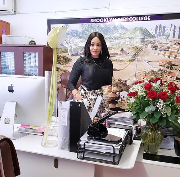 'Denounce Male dominance and work hard ladies ' says socialite ZARI. ''Is Tanasha Donna safe??''