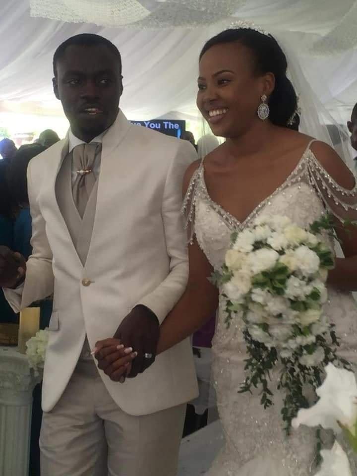 Apostle Grace Weds Nichole Kavuma in discreet lavish wedding