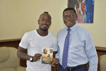 Katikiro Charles Peter Mayiga confirms attendence for Ykee Benda's concert