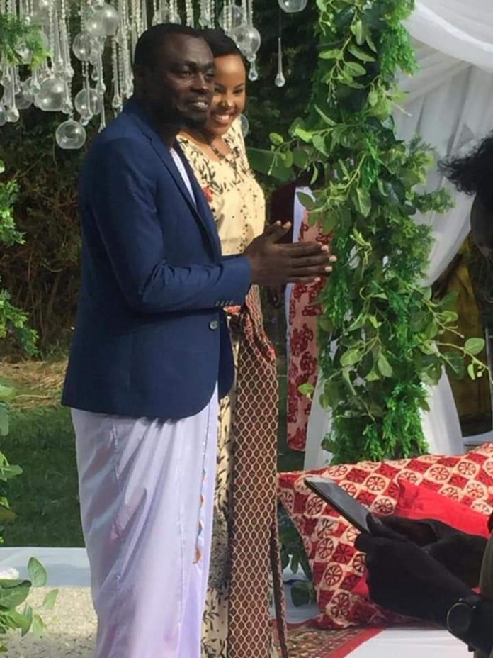 Phaneroo's lead pastor Grace introduced by fiancee
