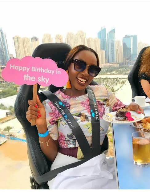 Former NTV presenter Kleith Kyatuhaire thriving in Dubai life