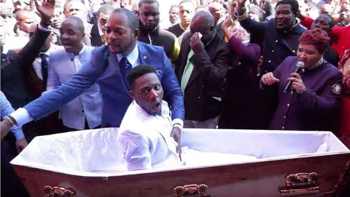 South African Pastor Lukau admits he faked resurrection