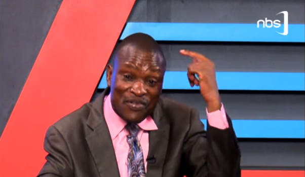 Tamale Mirundi shows off young and fresh daughter (Video)