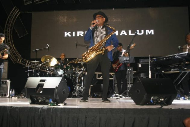 How it went down at Kirk Whalum's charity concert