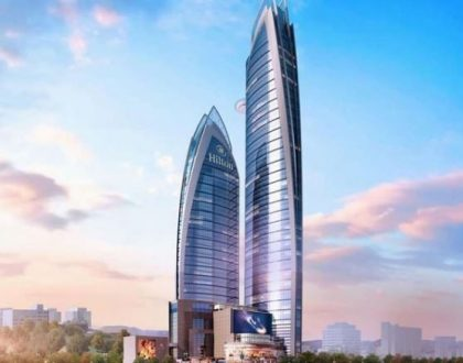 5 Skyscrapers That Will Make Nairobi The Dubai Of Africa. The One Under Construction In Upper Hill Will Be The Tallest In The Continent (Photos)