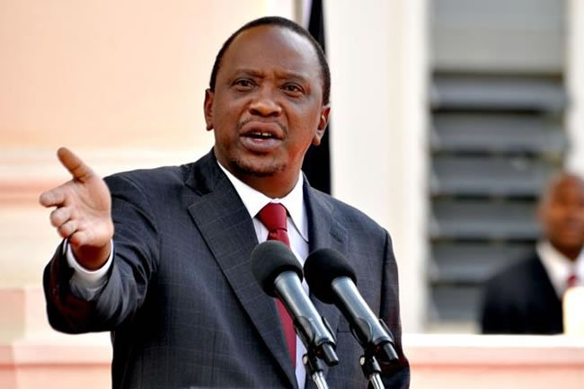 President Uhuru Kenyatta calls Millie Odhiambo 'idiot'