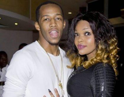 Idris and Wema Sepetu