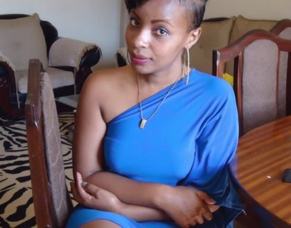 8 photos of the sexy Kilimani mums admin who has refused to get in a relationship