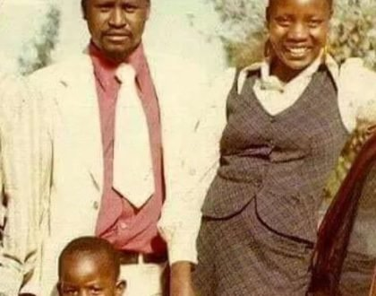 This is Why Ida Odinga Married Raila. It had everything to do with James Orengo
