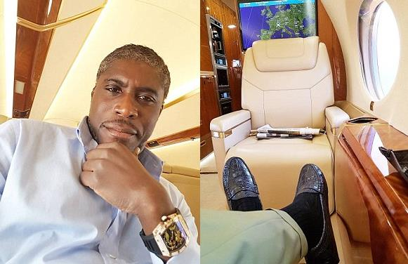 He is the Vice President while his father is the President: Meet Teo Nguema, the ultimate African playboy who swims in gold and diamond