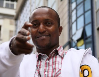 Mzazi Willy Tuva celebrates his mother with a moving message that will leave you in tears