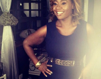 If you can't handle it, move over: Kalekye Mumo hits back at actor for hating her weight loss journey