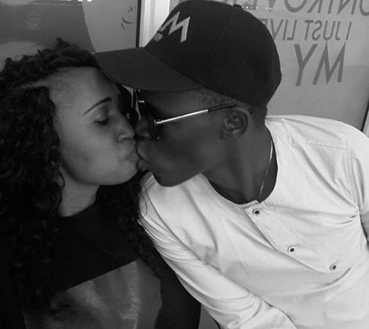 Alipewa free-kick! Bank Otuch hit maker expecting his first child with girlfriend