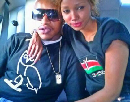 Prezzo and Huddah back together?