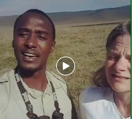 Tanzanian Tour Guie Arrested