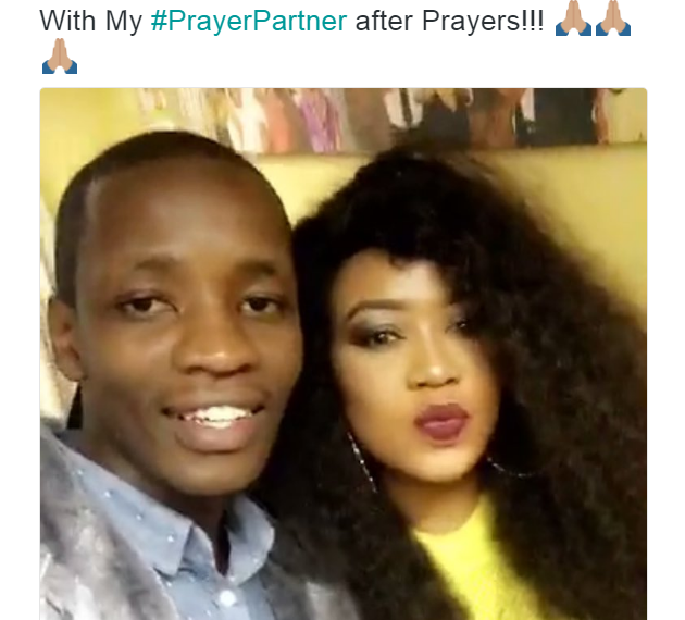 KOT share their 'Prayer Partners' thanks to Bahati