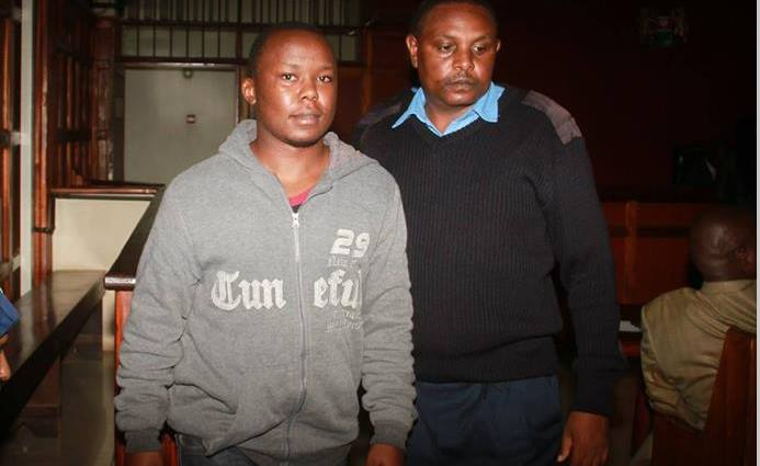 Alex Mutuku who stole 4 billion from KRA now desperately pleads with Kenyans to contribute towards his bail