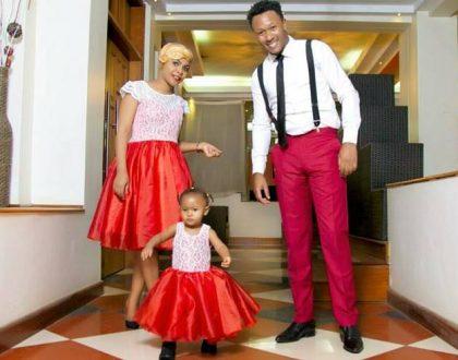 Size 8 si mchezo! DJ Mo reveals how his wife controls his life