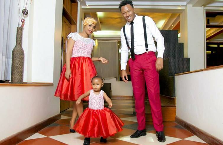 Size 8 si mchezo! DJ Mo reveals how his wife controls his life