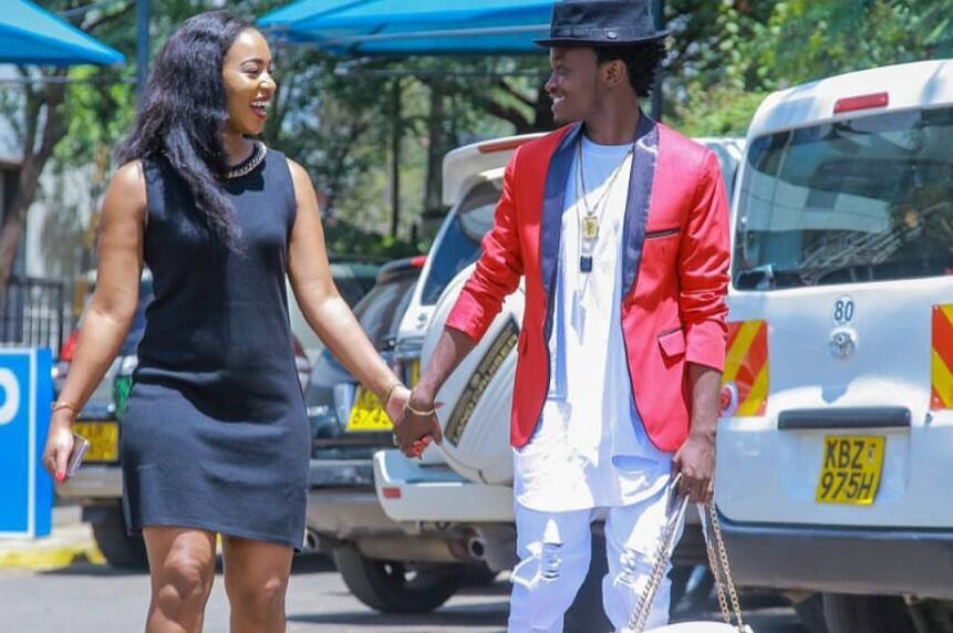 She dated former KTN anchor for years and she's older than Bahati… 6
