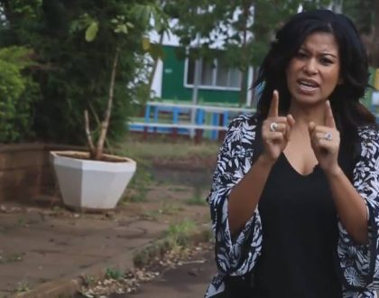Gut-wrenching Twitter comment leaves Julie Gichuru TOTALLY annoyed that she retaliates with a 7 minute video