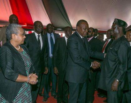"""""""Hii mokimo na githeri alikula Nyeri jana"""" 7 theories that explain how Raila Odinga ended up suffering from food poisoning"""
