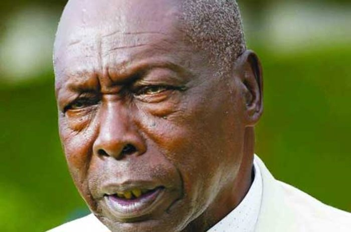 Checkout the classic Ksh 19.4 million bulletproof ride the former president Moi used to roll around in