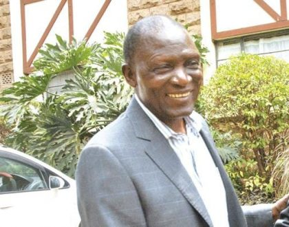 Apana tambua! Victor Wanyama's father mistreated by security in Machakos during Harambee Star Vs DR Congo game