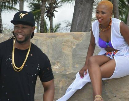 Singer Vivian finally gets Redsan's attention after publicly professing her undying love for him